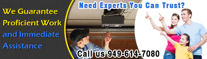 Garage Door Repair Lake Forest 24/7 Services